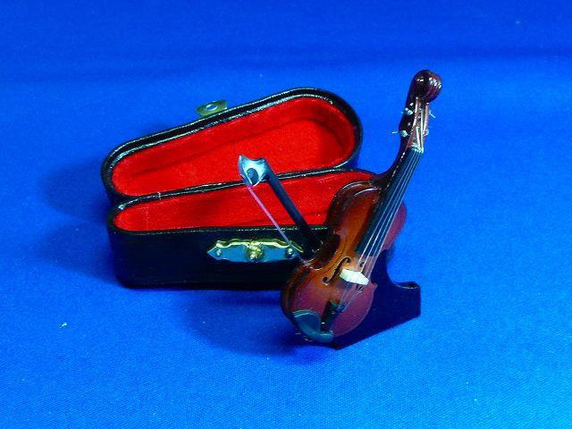 バイオリン 7cm