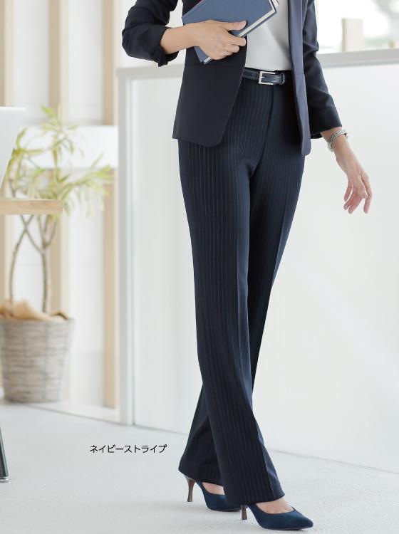 【上質ごこち】ボナンザキャリアストレートパンツ【日本製】