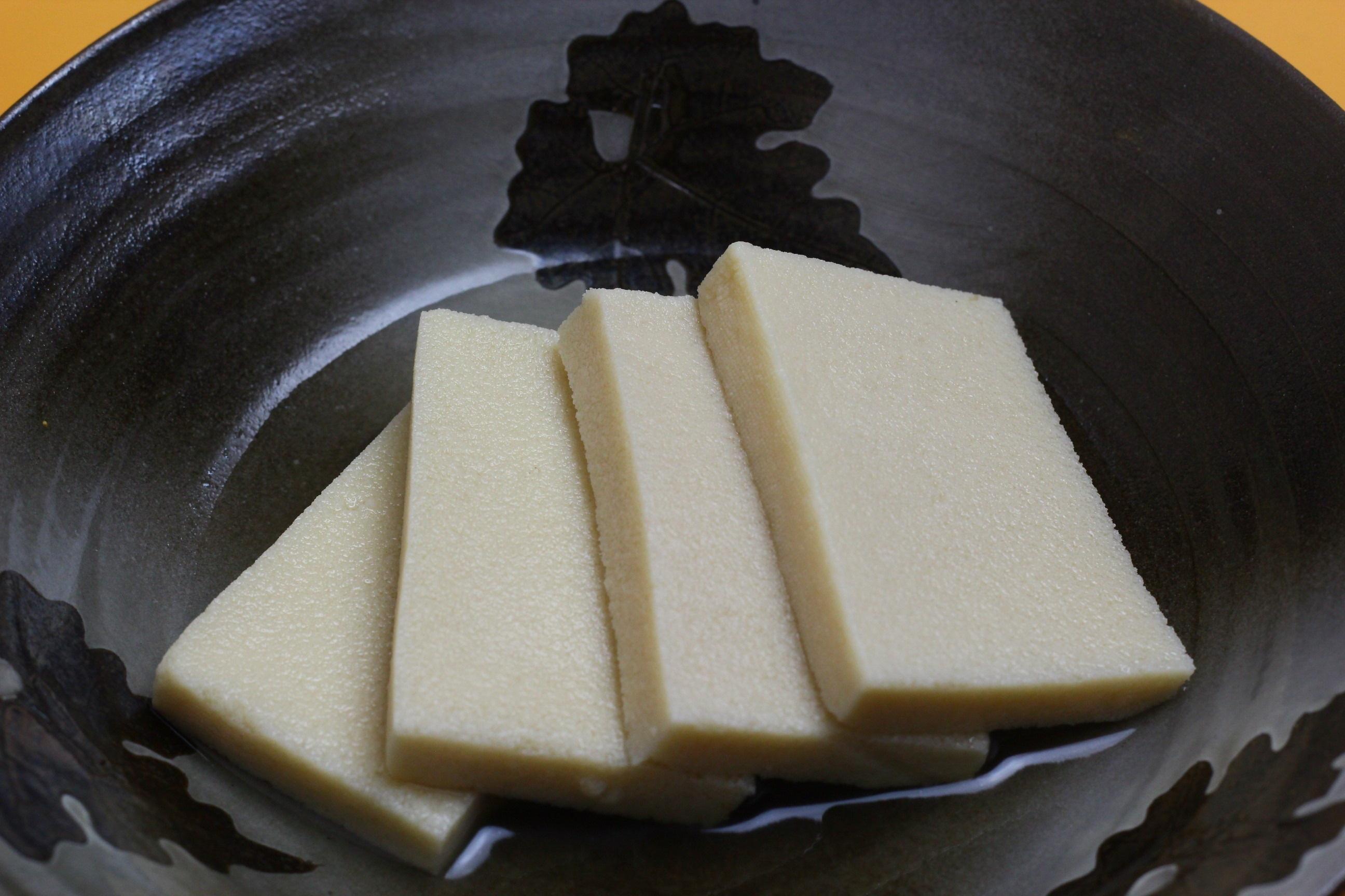 【シンプルな旨さ】無添加高野豆腐旨煮