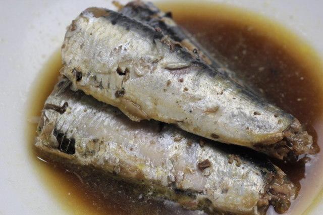 【骨まで丸ごと】新鮮!いわしの魚醤煮