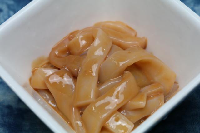【わじまの海塩使用】自家製スルメイカの濃厚塩辛