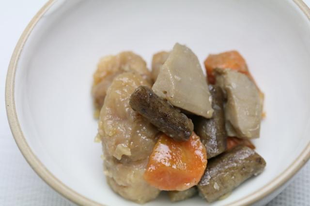 【お肉そっくり】ベジ筑前煮