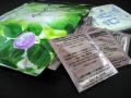 ヒアルロン酸樹液シート。ヒアルロン酸を配合した竹酢液:木酢液=1:1の中間グレード樹液シートです。