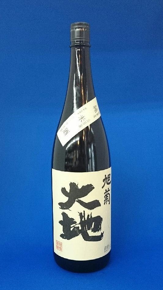 旭菊 大地 特別純米酒