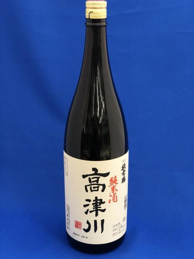 扶桑鶴 高津川 純米酒
