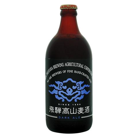 飛騨高山ダークエール 500ml瓶