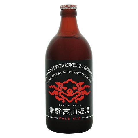 飛騨高山ペールエール 500ml瓶