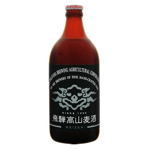 飛騨高山ヴァイツェン 500ml瓶