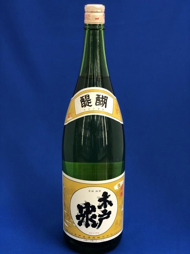 木戸泉 醍醐 特別純米酒