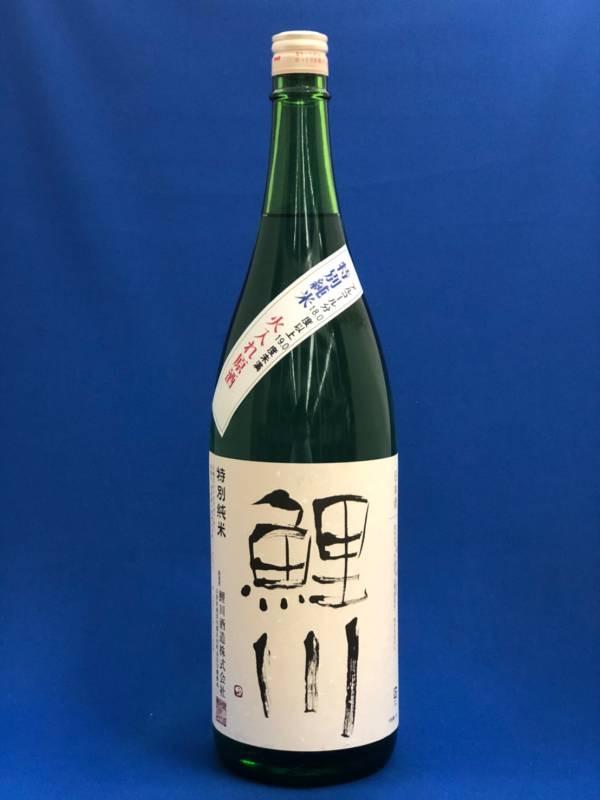 鯉川 特別純米原酒