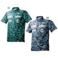 N63-303 ニシ NISHI 陸上 T&F ポロシャツ グラフィックライトポロシャツ 数量限定
