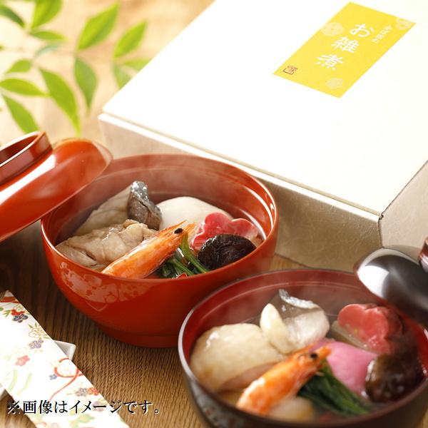 かば田のお雑煮