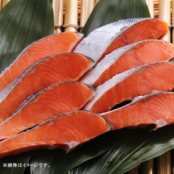 甘塩銀鮭の切身