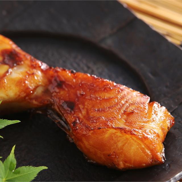 銀むつ(メロ)カマ味醂干し