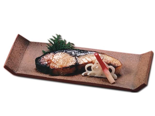 ぶりの味噌つづみ盛付