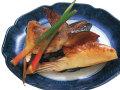 ぶりかま丸皿