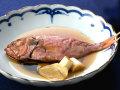 金目鯛の煮付け醤油