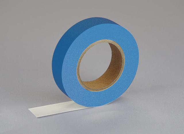 紙自着テープ 青 (15mm)