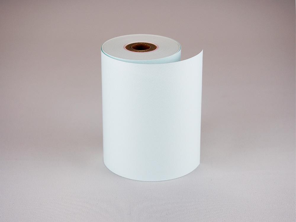カラーサーマルロール紙 水色 80×23m