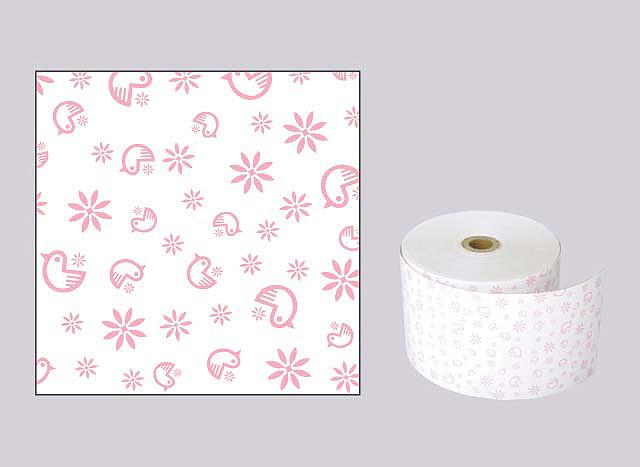 ファンシーレジ用紙 ファンタジー ピンク (58mm) 20巻入