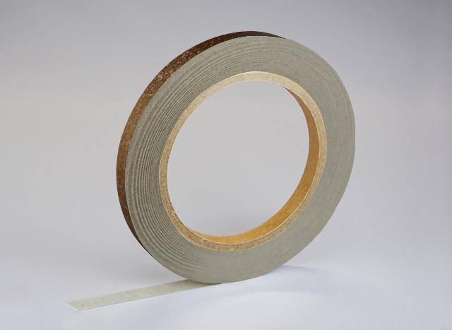 紙自着テープ 茶 (9mm) 1巻入り