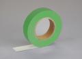 紙自着テープ 緑 (15mm)