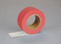 紙自着テープ 赤 (25mm)