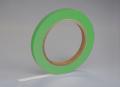 紙自着テープ 緑 (9mm)