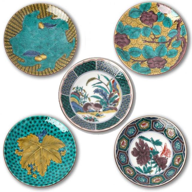 豆皿 名品コレクション11~15
