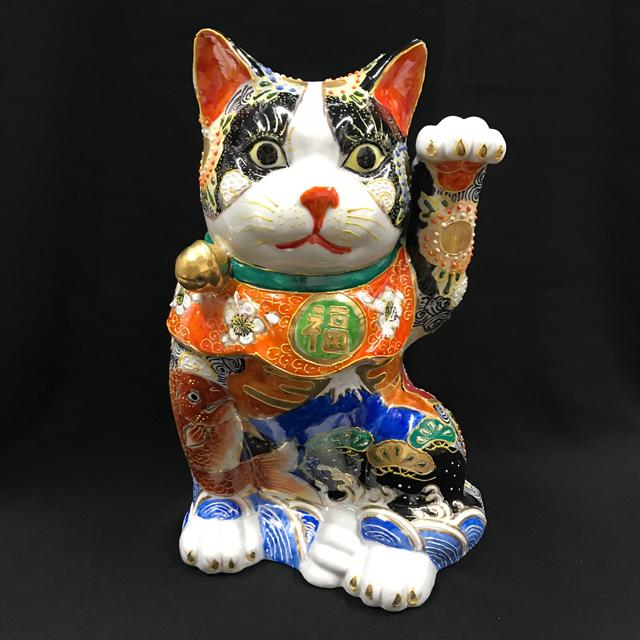 10号 招き猫 吉祥盛