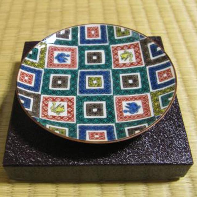 豆皿 名品コレクション(箱)