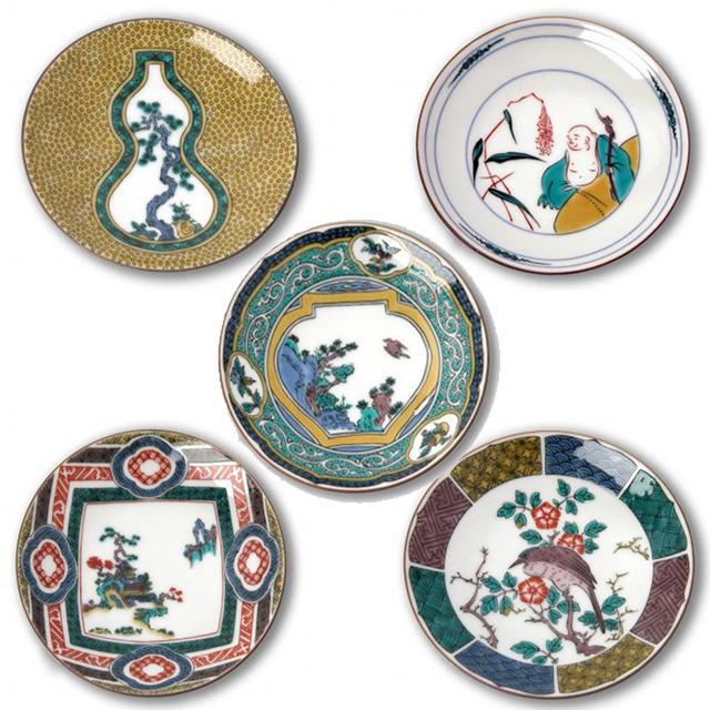 豆皿 名品コレクション6~10