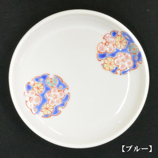 鏑木オリジナル 彩花丸紋 ブルー