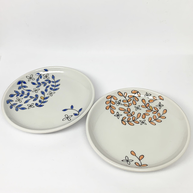 草花3寸皿