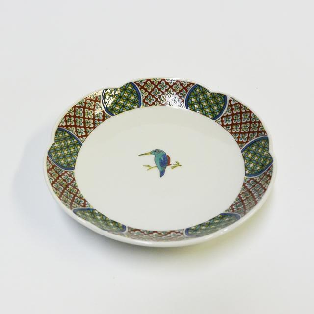 カワセミ 4号皿