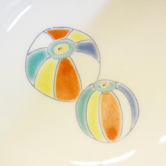 江戸玩具 3.5号小鉢揃 紙風船