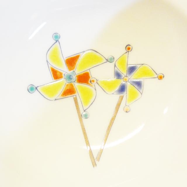 江戸玩具 3.5号小鉢揃 風車