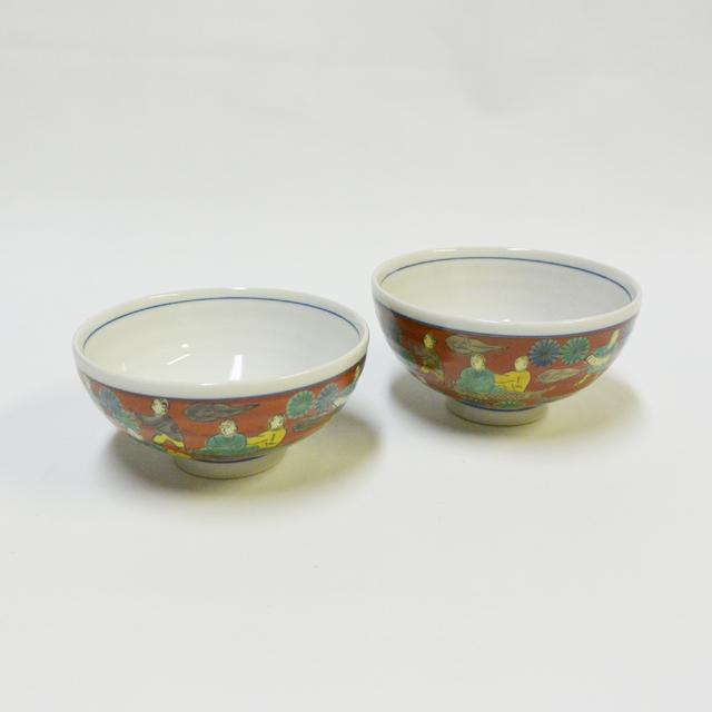木米 ご飯茶碗