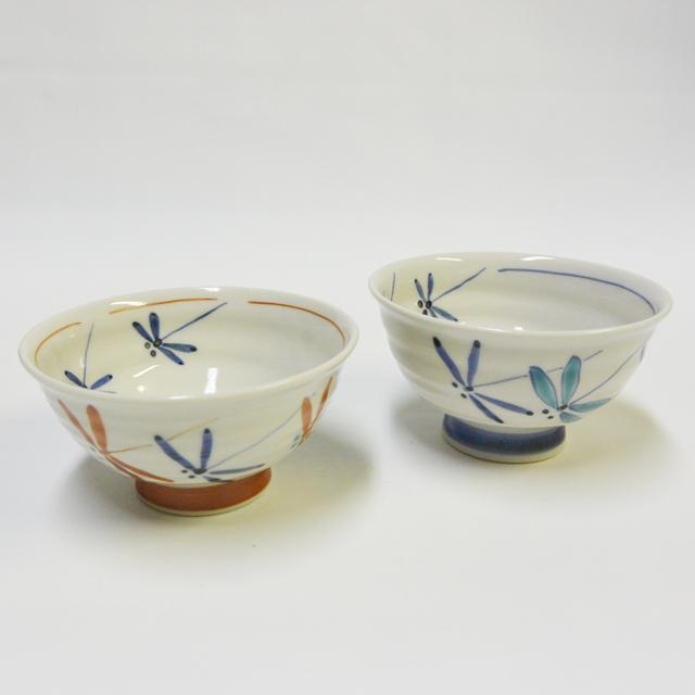 とんぼ ご飯茶碗