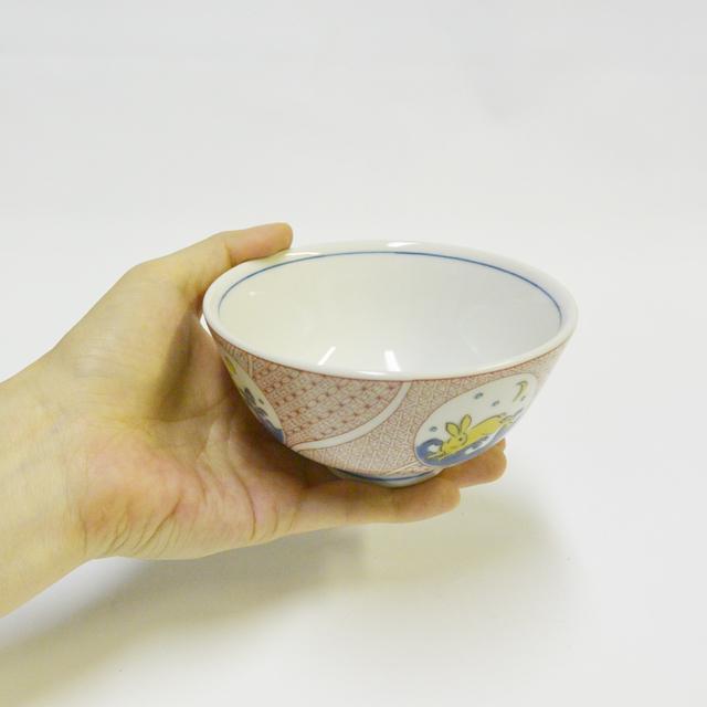 うさぎ ご飯茶碗