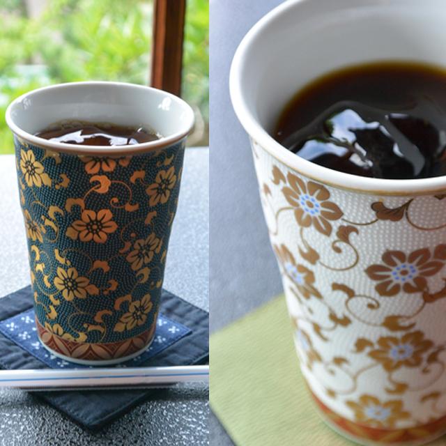 青粒・白粒 フリーカップ イメージ