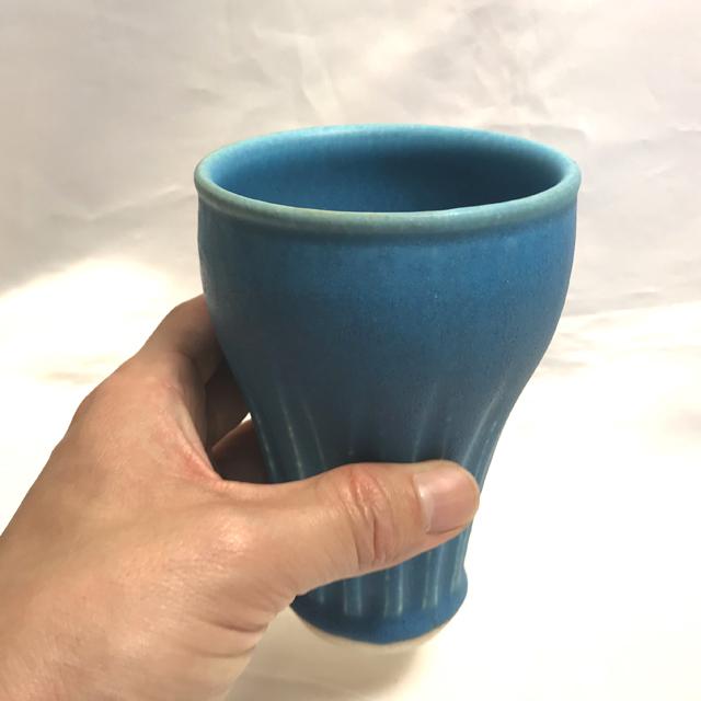 トルコ釉フリーカップイメージ