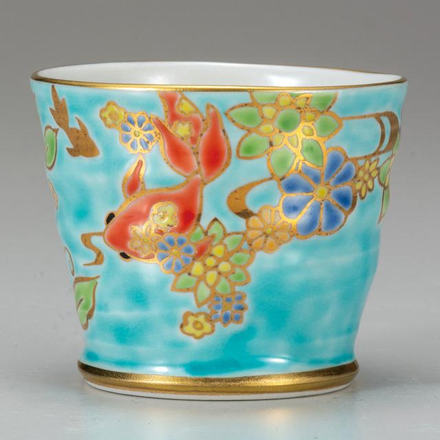 花きらりシリーズ カップ・金魚