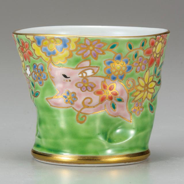 花きらりシリーズ カップ・子豚
