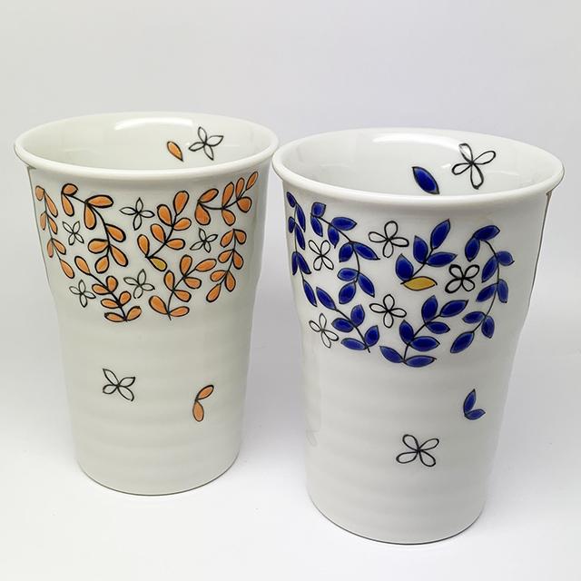 草花フリーカップ