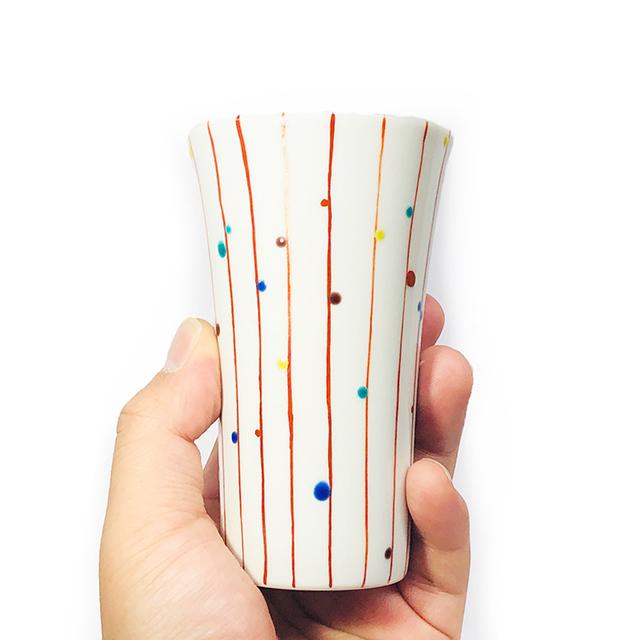 五彩ネップ フリーカップ