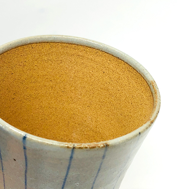 細十草 ビアカップ(フリーカップ)