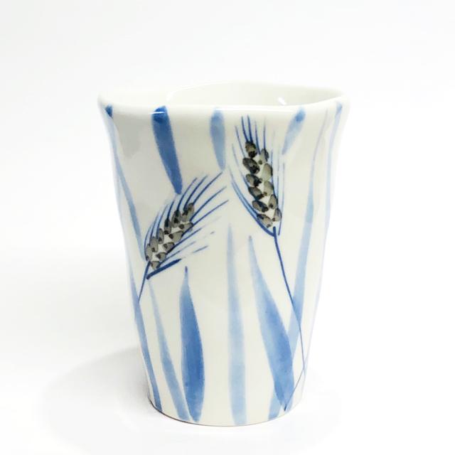 麦 タンブラー(フリーカップ)