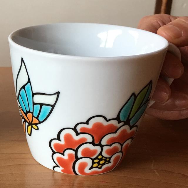 牡丹と蝶(イメージ)