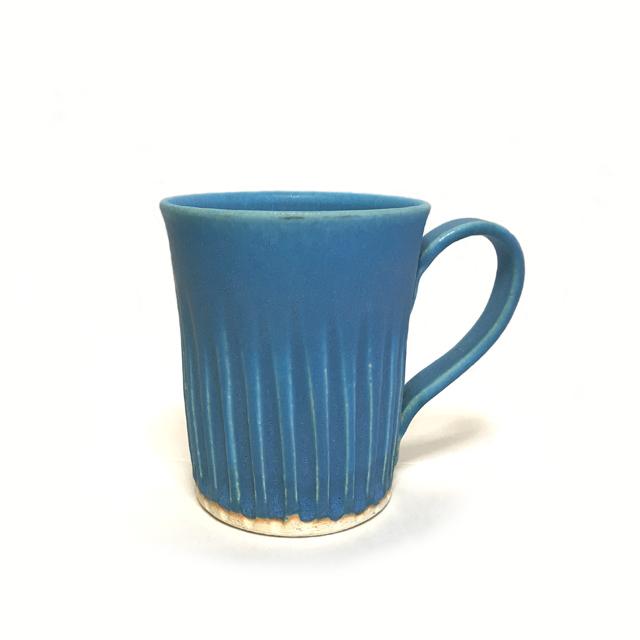 紫陽花 マグカップ